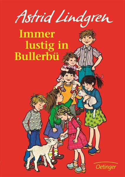 Buch-Reihe Wir Kinder aus Bullerbü