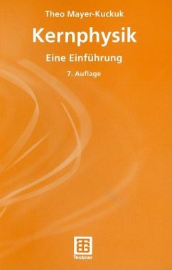 Kernphysik - Mayer-Kuckuk, Theo