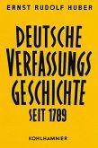 Die Weimarer Reichsverfassung / Deutsche Verfassungsgeschichte seit 1789, in 8 Bdn. Bd.6