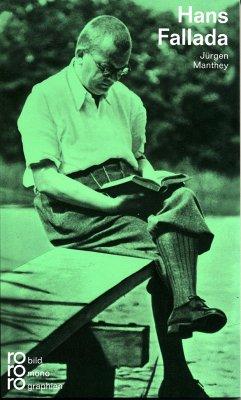 Hans Fallada - Manthey, Jürgen