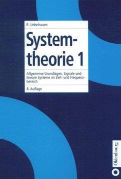 Systemtheorie 1 - Unbehauen, Rolf