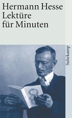 Lektüre für Minuten - Hesse, Hermann