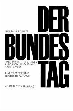 Der Bundestag - Schäfer, Friedrich