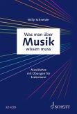 Was man über Musik wissen muss