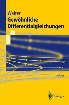 Gewöhnliche Differentialgleichungen - Walter, Wolfgang