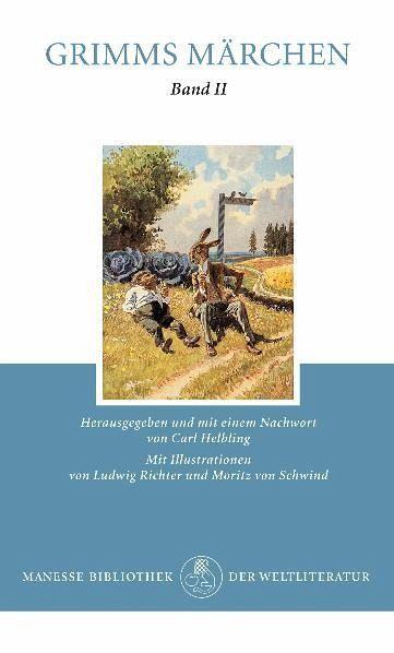 Kinder- und Hausmärchen 2 - Grimm, Jacob; Grimm, Wilhelm