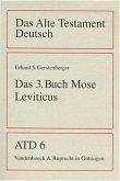 Das Alte Testament Deutsch 6. Das dritte Buch Mose (Leviticus)