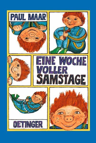 Buch-Reihe Das Sams von Paul Maar