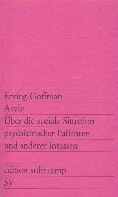 Asyle - Goffman, Erving