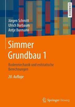 Simmer Grundbau 1 - Schmitt, Jürgen; Burbaum, Ulrich; Bormann, Antje