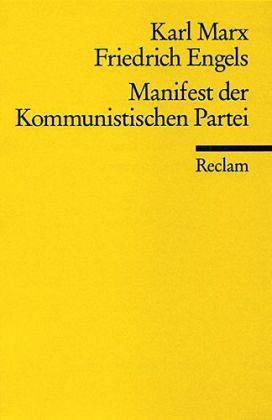 Manifest der Kommunistischen Partei\Grundsätze des Kommunismus - Marx, Karl; Engels, Friedrich