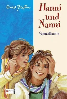 Buch-Reihe Hanni und Nanni Sammelband von Enid Blyton
