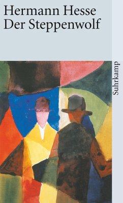 Der Steppenwolf - Hesse, Hermann