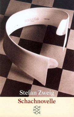 Schachnovelle - Zweig, Stefan