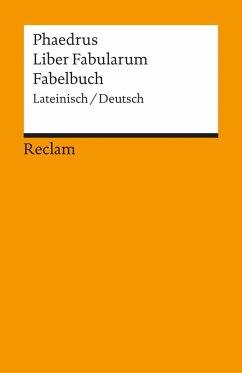 Fabelbuch / Liber Fabularum - Phaedrus
