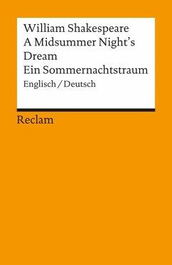 Ein Sommernachtstraum / A Midsummer Night's Dream - Shakespeare, William