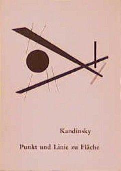 Punkt und Linie zu Fläche - Kandinsky, Wassily