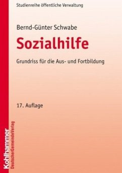 Sozialhilfe - Schwabe, Bernd-Günter