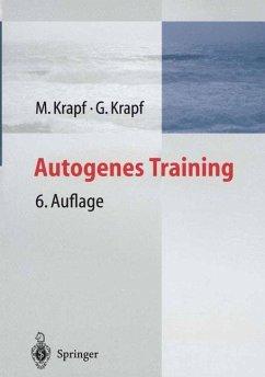 Autogenes Training - Krapf, Maria; Krapf, Günther