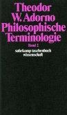 Philosophische Terminologie 2