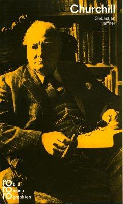 Winston Churchill - Haffner, Sebastian