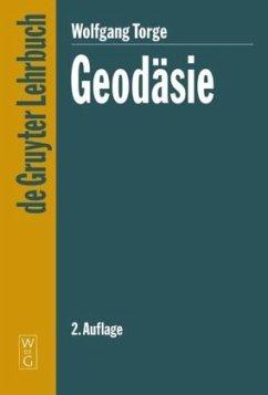 Geodäsie - Torge, Wolfgang
