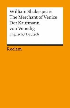 Der Kaufmann von Venedig / The Merchant of Venice - Shakespeare, William
