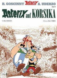 Asterix auf Korsika / Asterix Kioskedition Bd.20