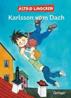 Karlsson vom Dach, Gesamtausgabe - Lindgren, Astrid