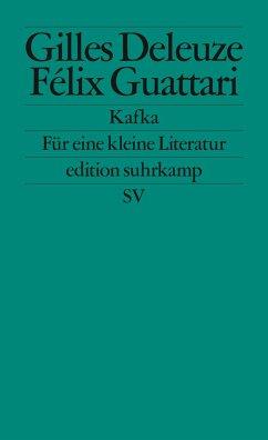Kafka - Deleuze, Gilles; Guattari, Félix