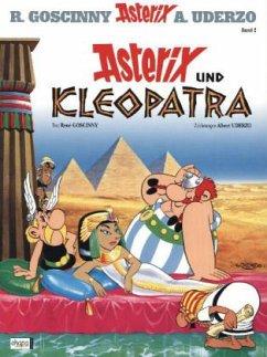 Asterix und Kleopatra / Asterix Kioskedition Bd.2