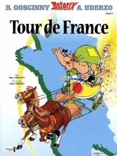 Tour de France / Asterix Kioskedition Bd.6