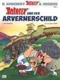 Asterix und der Arvernerschild / Asterix Kioskedition Bd.11