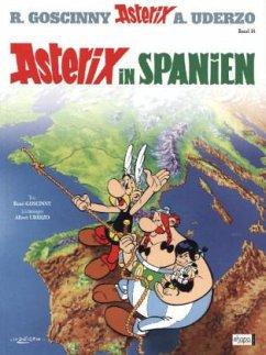 Asterix in Spanien / Asterix Kioskedition Bd.14