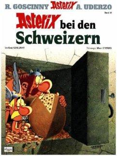 Asterix bei den Schweizern / Asterix Kioskediti...