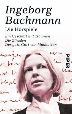 Die Hörspiele - Bachmann, Ingeborg