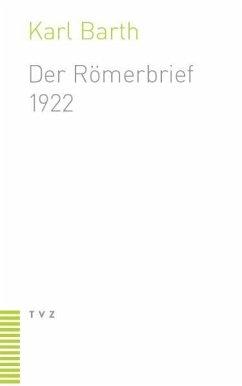 Der Römerbrief - Barth, Karl