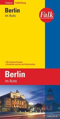 Berlin im Auto/Falk Pläne