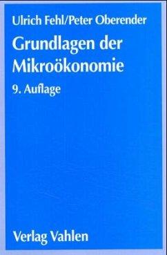 Grundlagen der Mikroökonomie