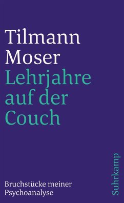 Lehrjahre auf der Couch - Moser, Tilmann