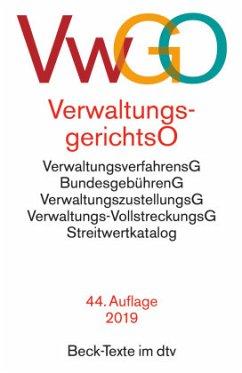 Verwaltungsgerichtsordnung, Verwaltungsverfahrensgesetz - Einleitung von Ramsauer, Ulrich