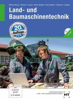 Land- und Baumaschinentechnik, m. DVD - Meiners, Hermann
