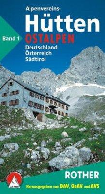 Alpenvereinshütten Ostalpen