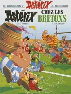 Asterix Französische Ausgabe. Asterix chez le Bretons. Sonderausgabe - Goscinny, Rene