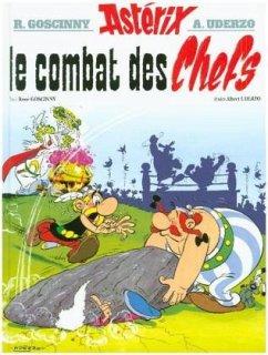 Asterix Französische Ausgabe. Le combat des chefs. Sonderausgabe - Goscinny, Rene