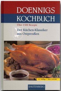 Doennigs Kochbuch - Doennig, Margarete