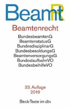 Beamtenrecht - Einleitung von Battis, Ulrich