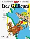 Iter Gallicum; Tour de France / Asterix Latein Bd.5