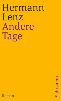Andere Tage - Lenz, Hermann