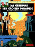 Das Geheimnis der großen Pyramide - Die Kammer des Horus / Blake & Mortimer Bd.2